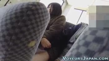 Teen Groped On Bus